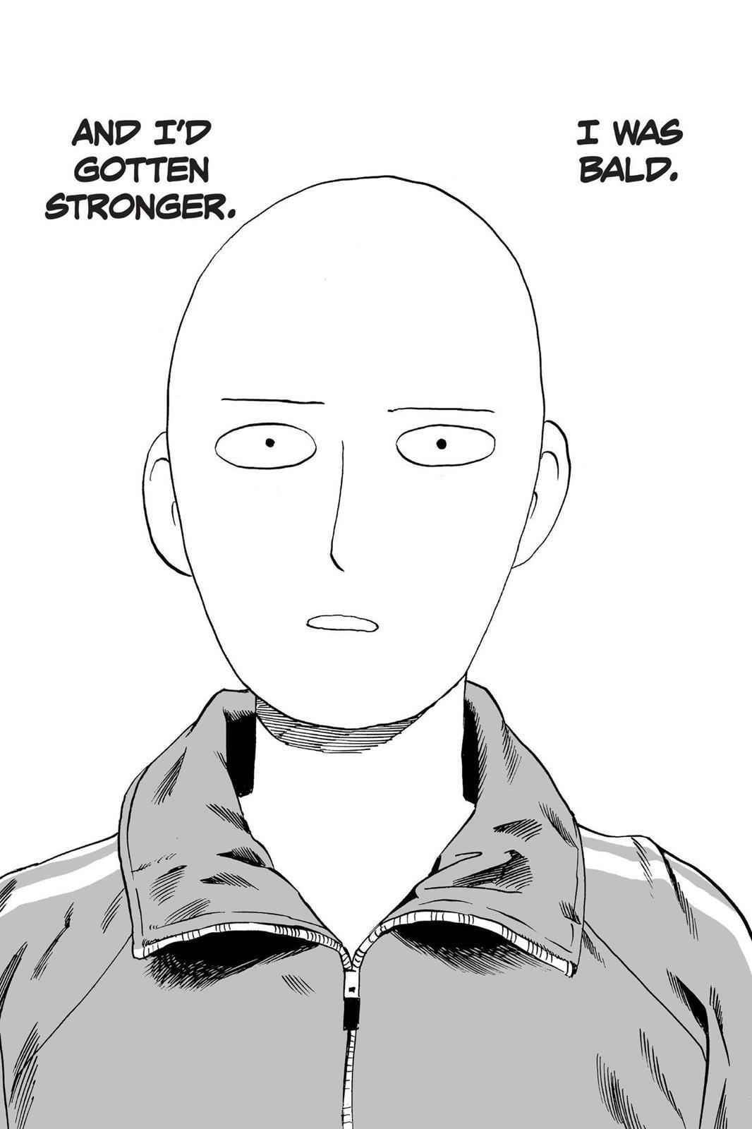 One-Punch Man Chapter 11 Page 8