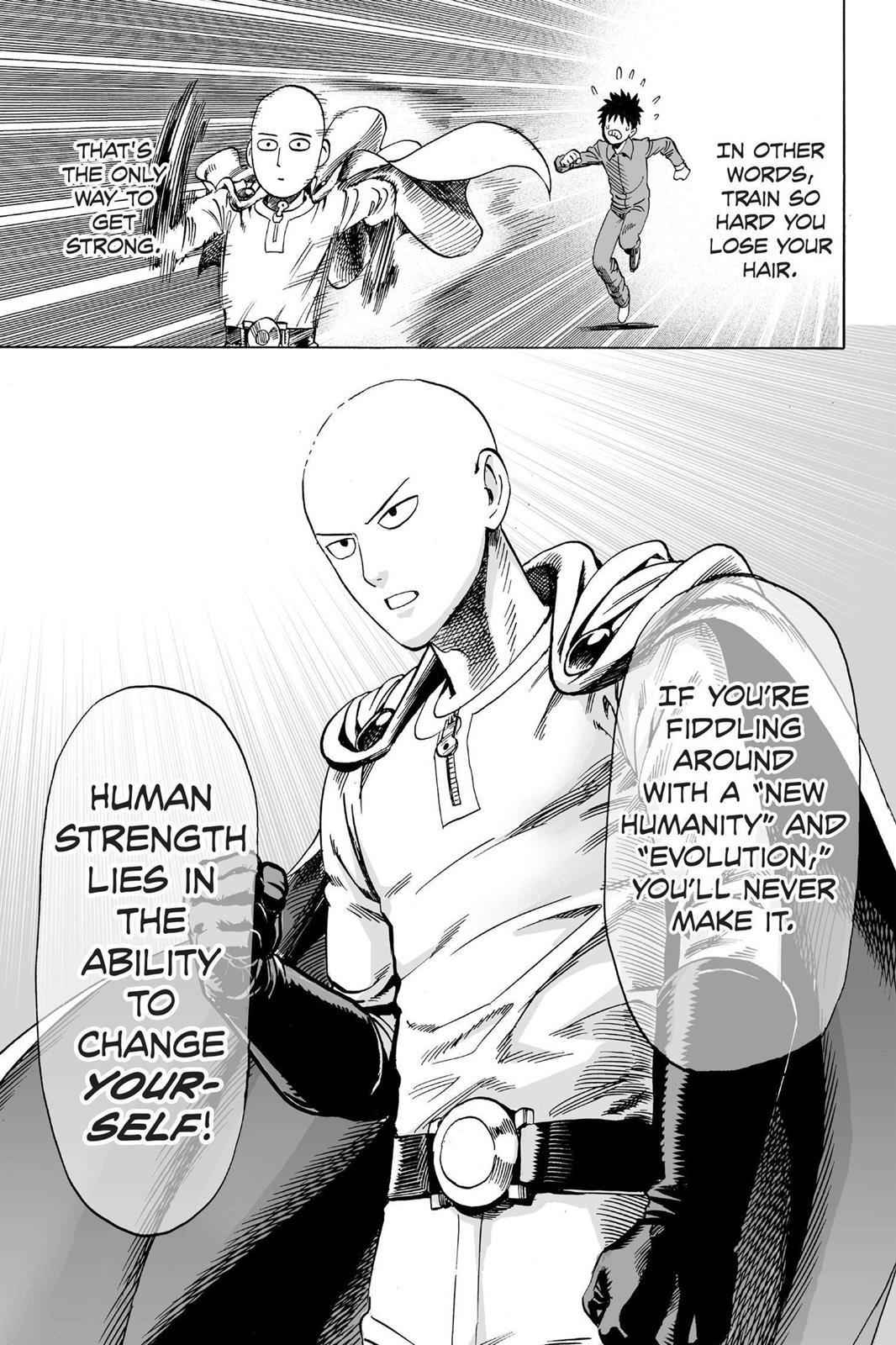 One-Punch Man Chapter 11 Page 9