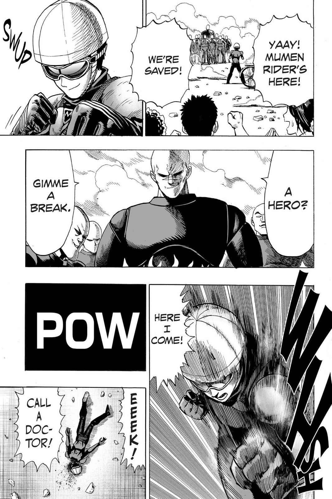 One-Punch Man Chapter 12 Page 11
