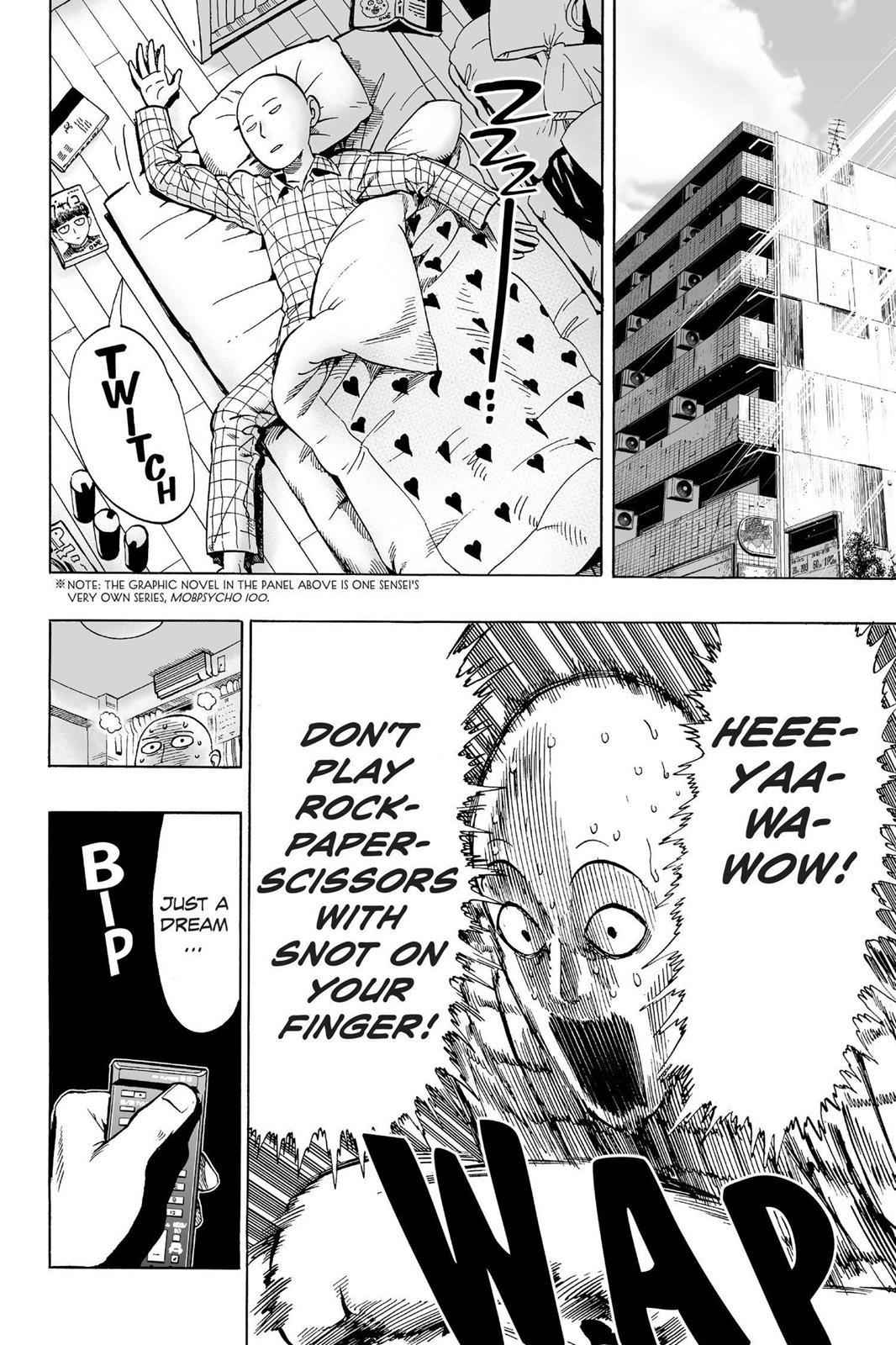 One-Punch Man Chapter 12 Page 12