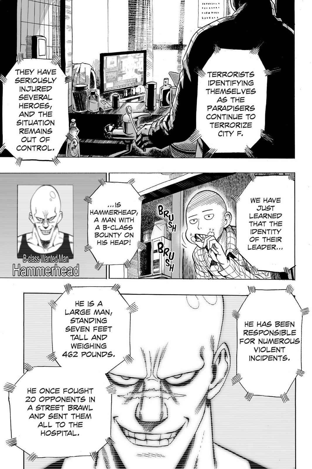 One-Punch Man Chapter 12 Page 13