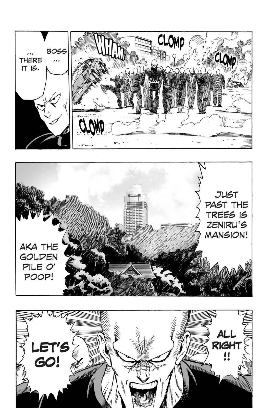 One-Punch Man Chapter 12 Page 24