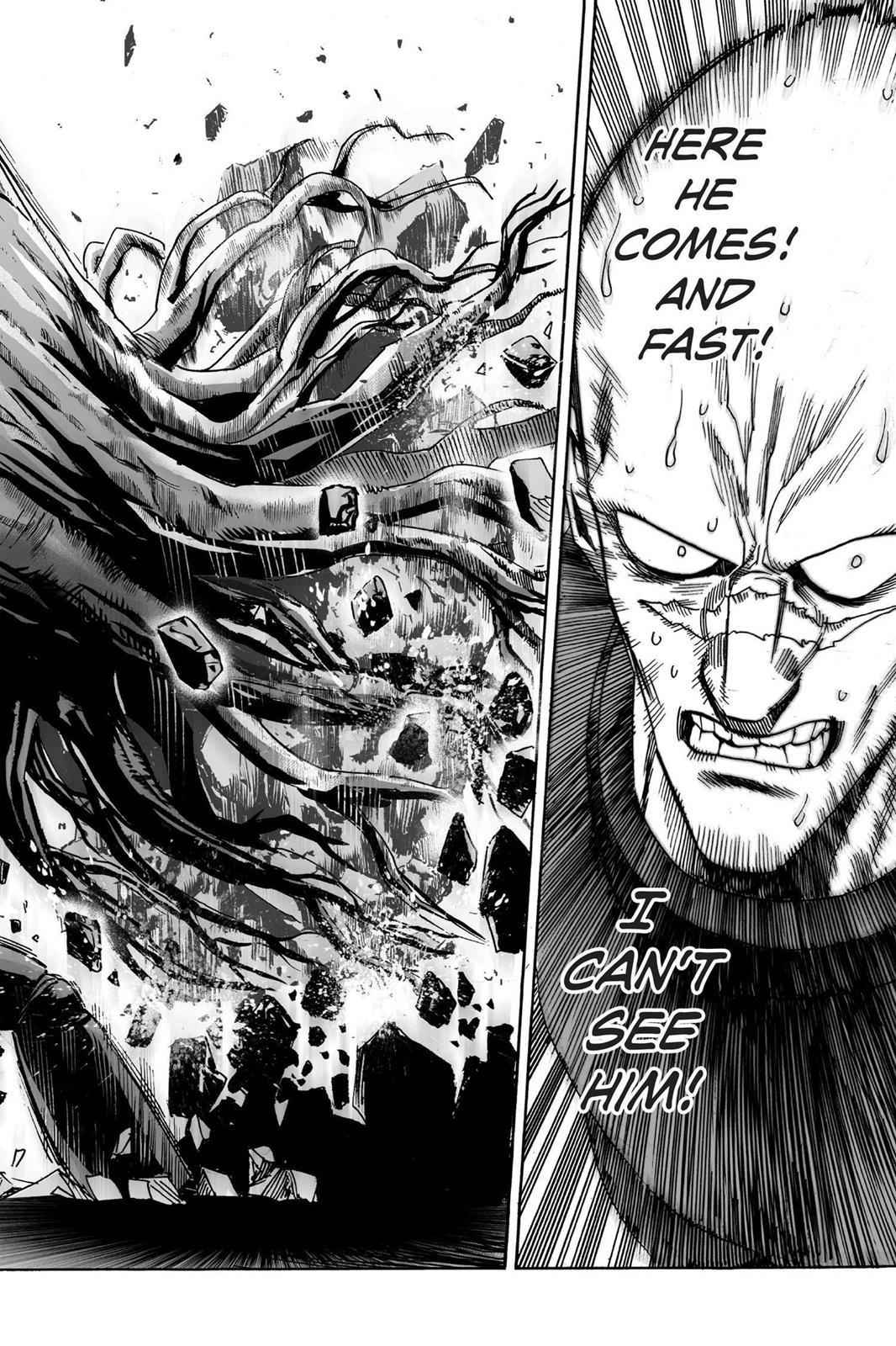One-Punch Man Chapter 13 Page 22