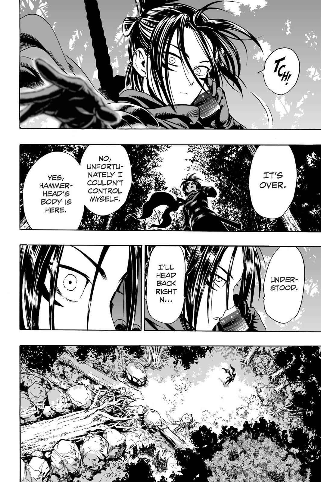 One-Punch Man Chapter 13 Page 26