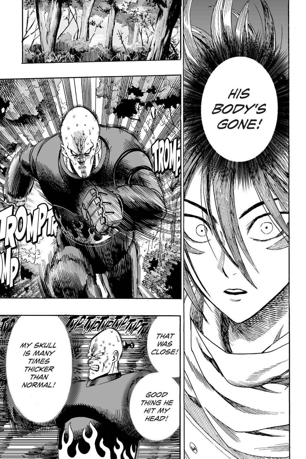 One-Punch Man Chapter 13 Page 27