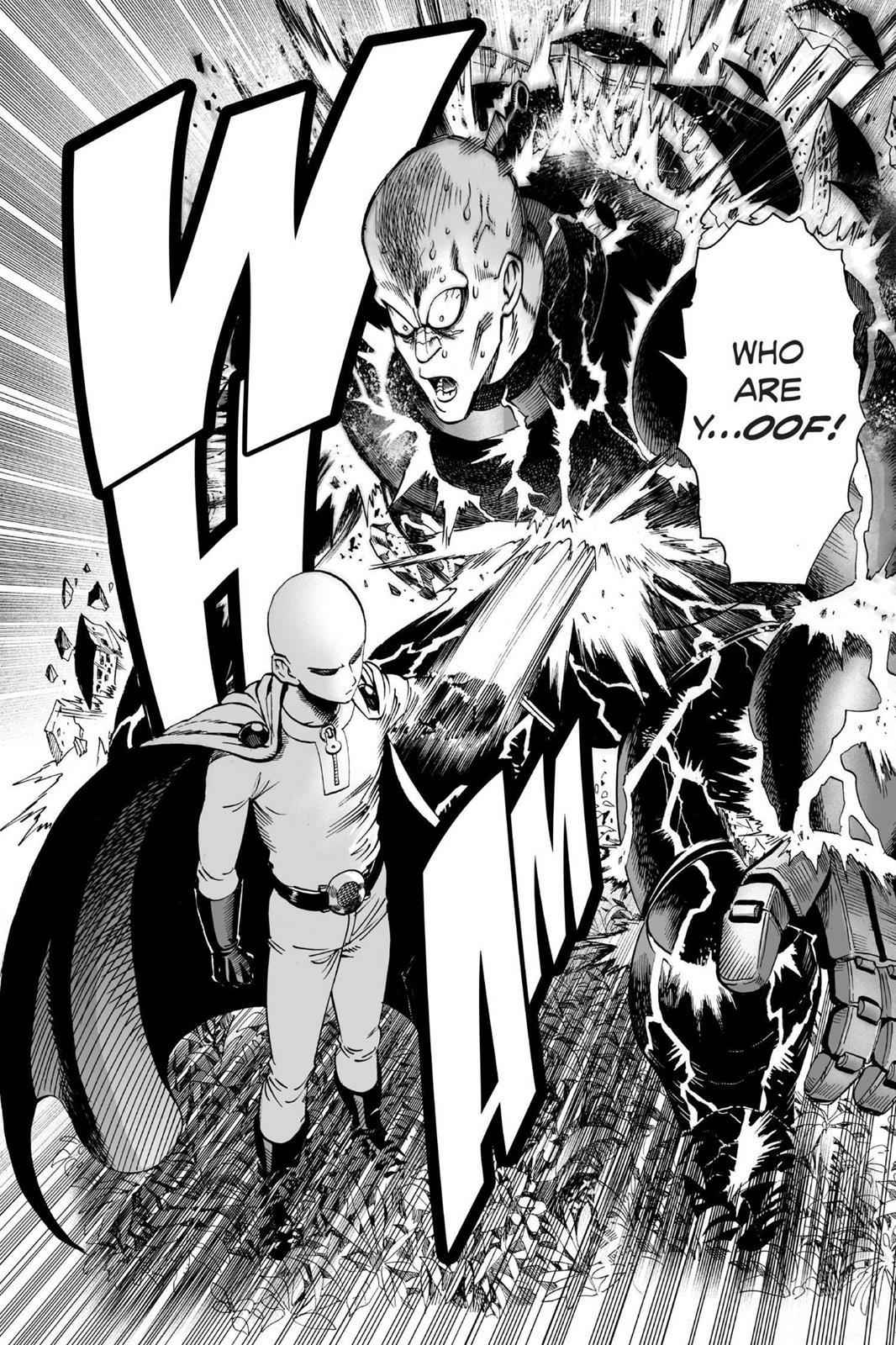 One-Punch Man Chapter 14 Page 11