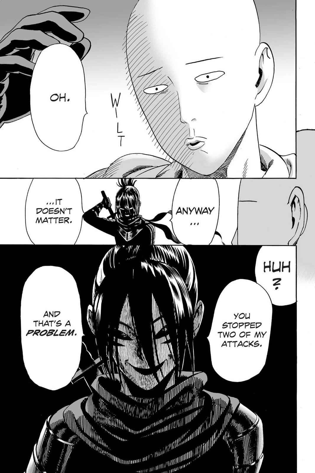 One-Punch Man Chapter 14 Page 19