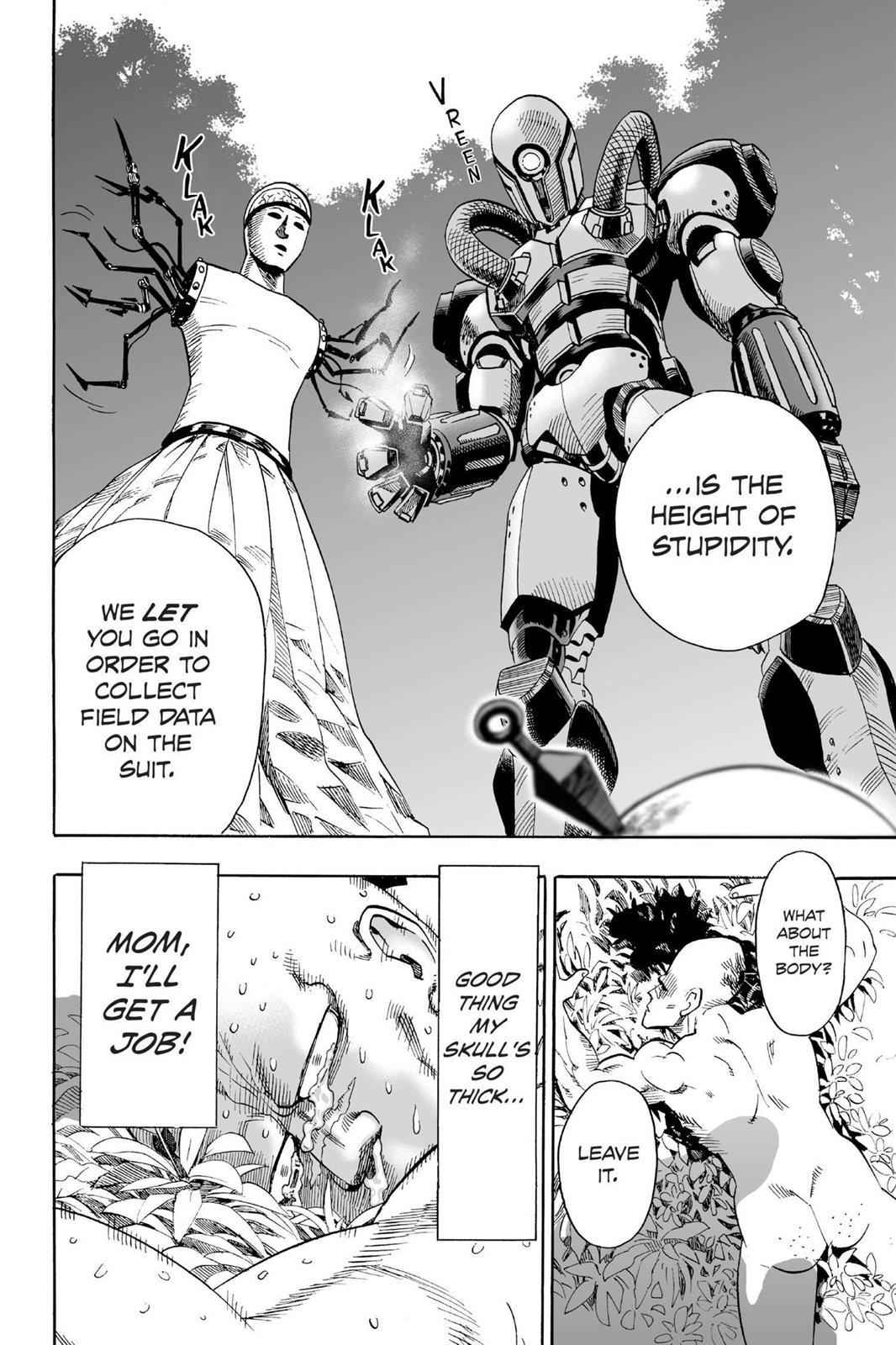 One-Punch Man Chapter 14 Page 24