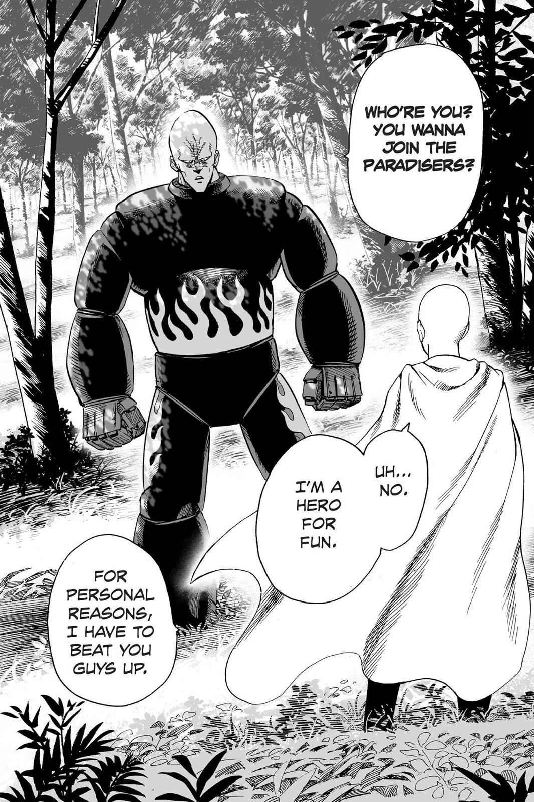 One-Punch Man Chapter 14 Page 3