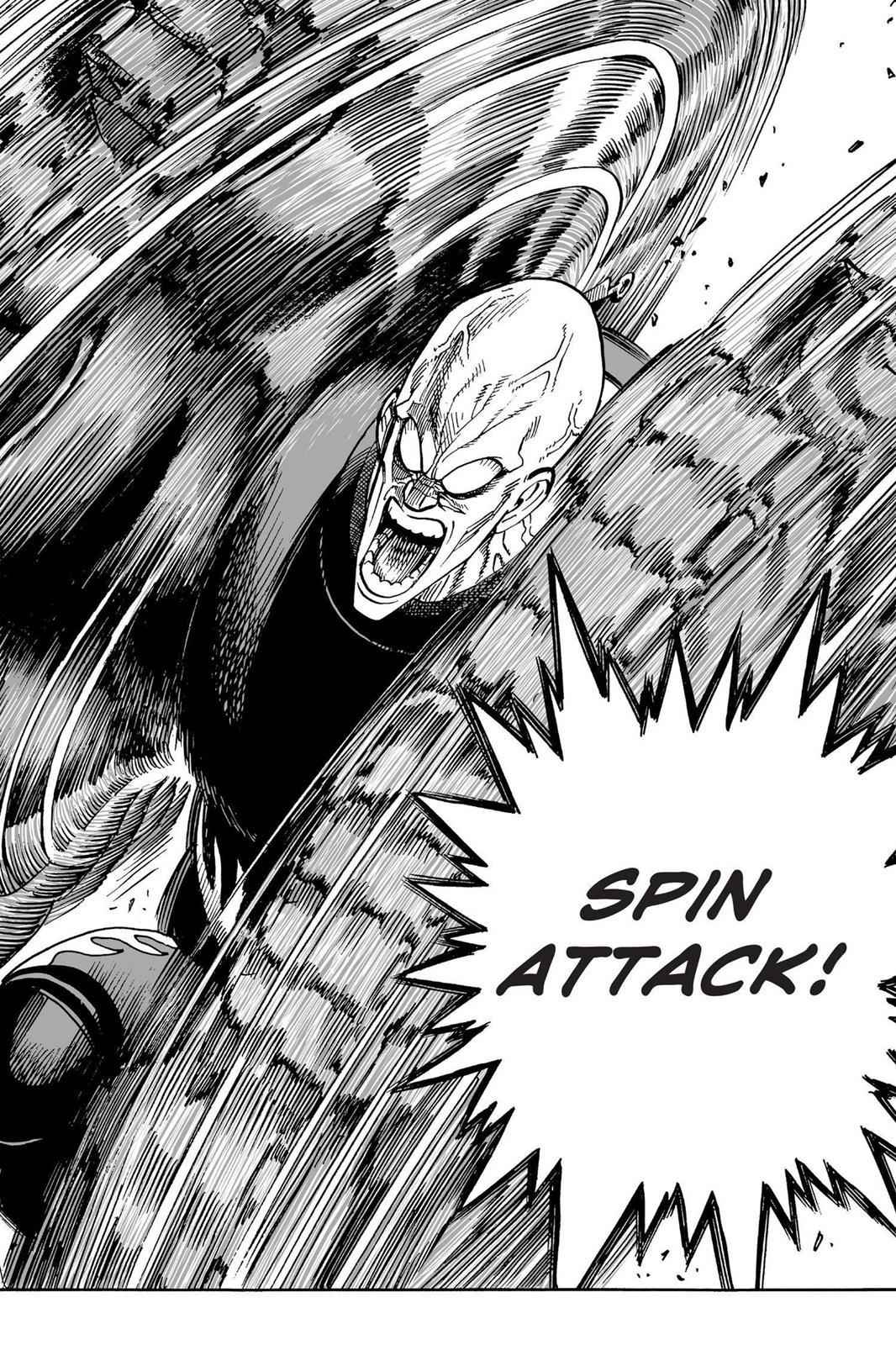 One-Punch Man Chapter 14 Page 8