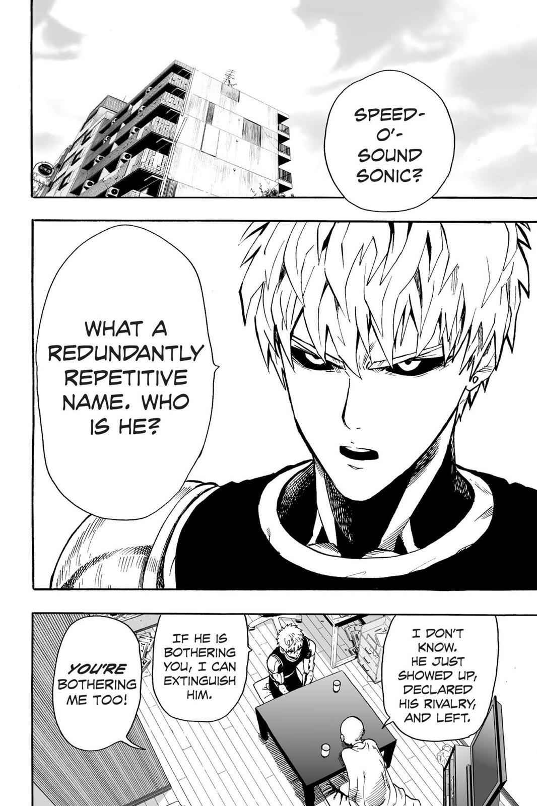 One-Punch Man Chapter 15 Page 10