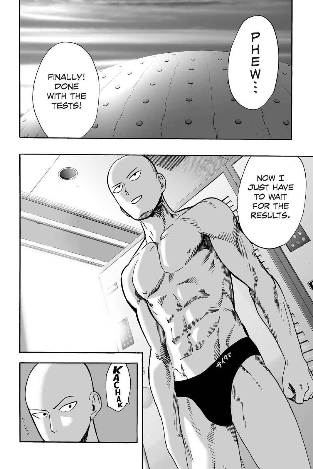 One-Punch Man Chapter 16 Page 13