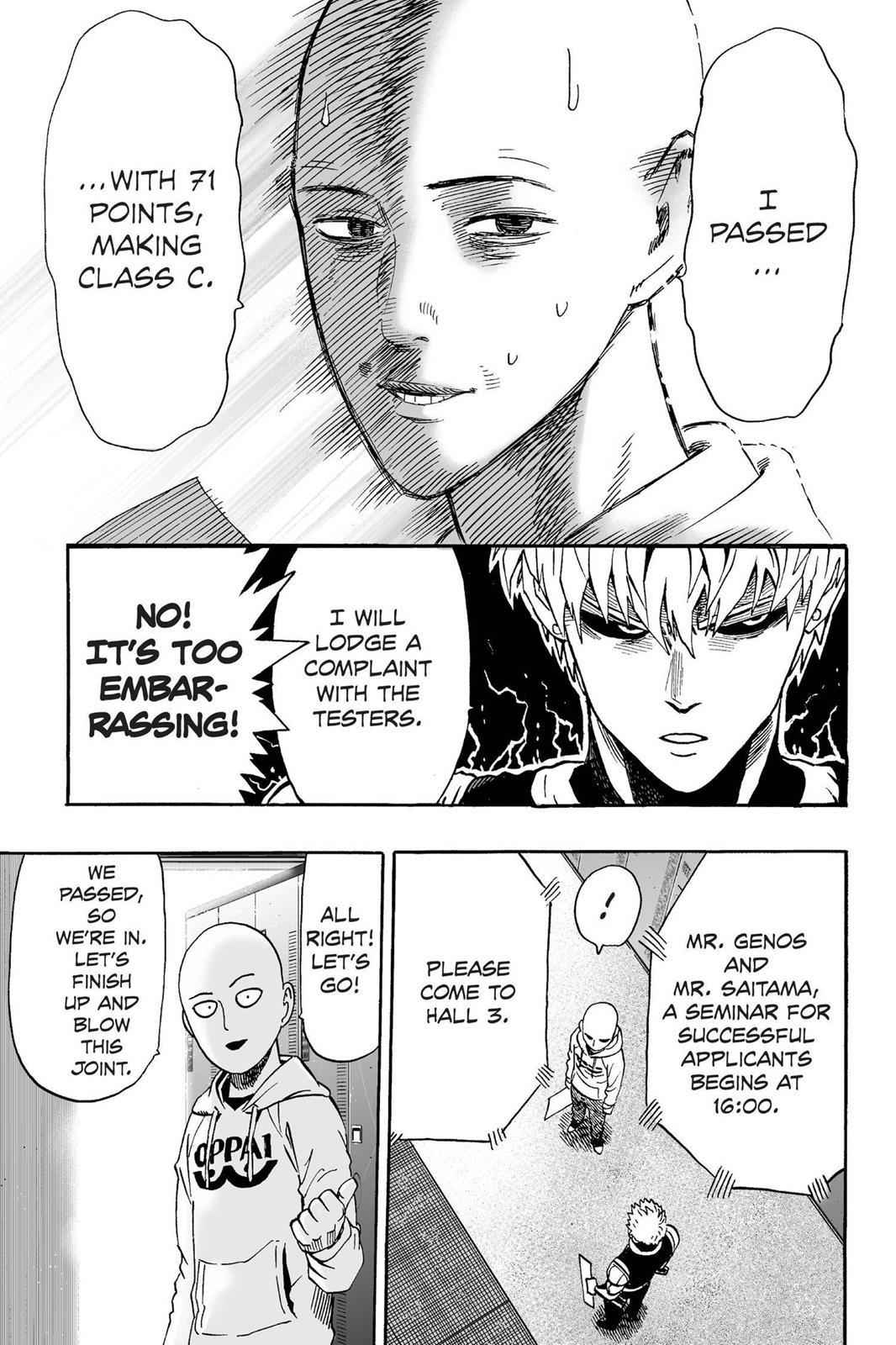 One-Punch Man Chapter 16 Page 16