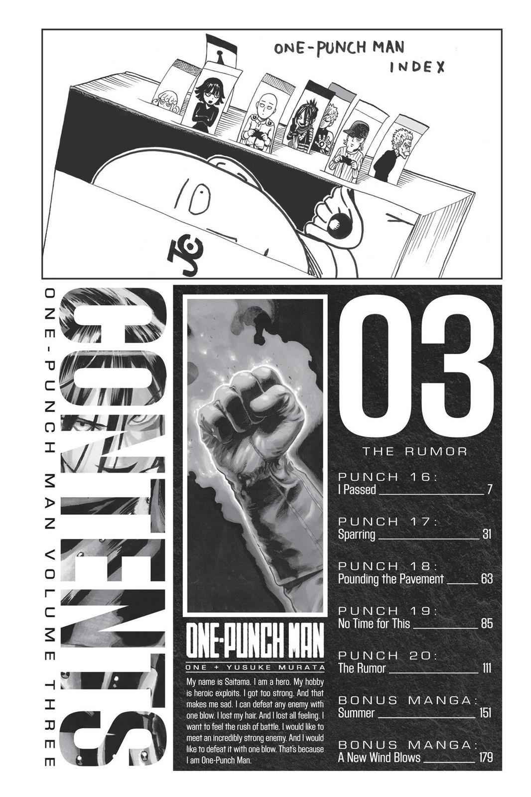 One-Punch Man Chapter 16 Page 7