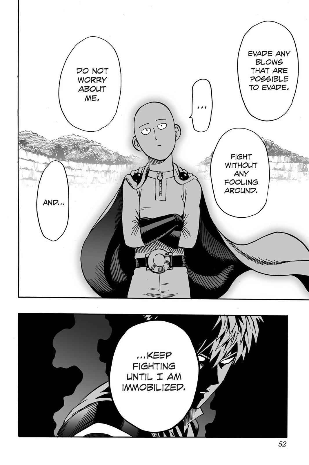 One-Punch Man Chapter 17 Page 22