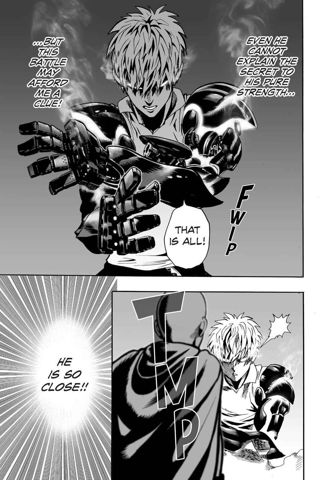 One-Punch Man Chapter 17 Page 23