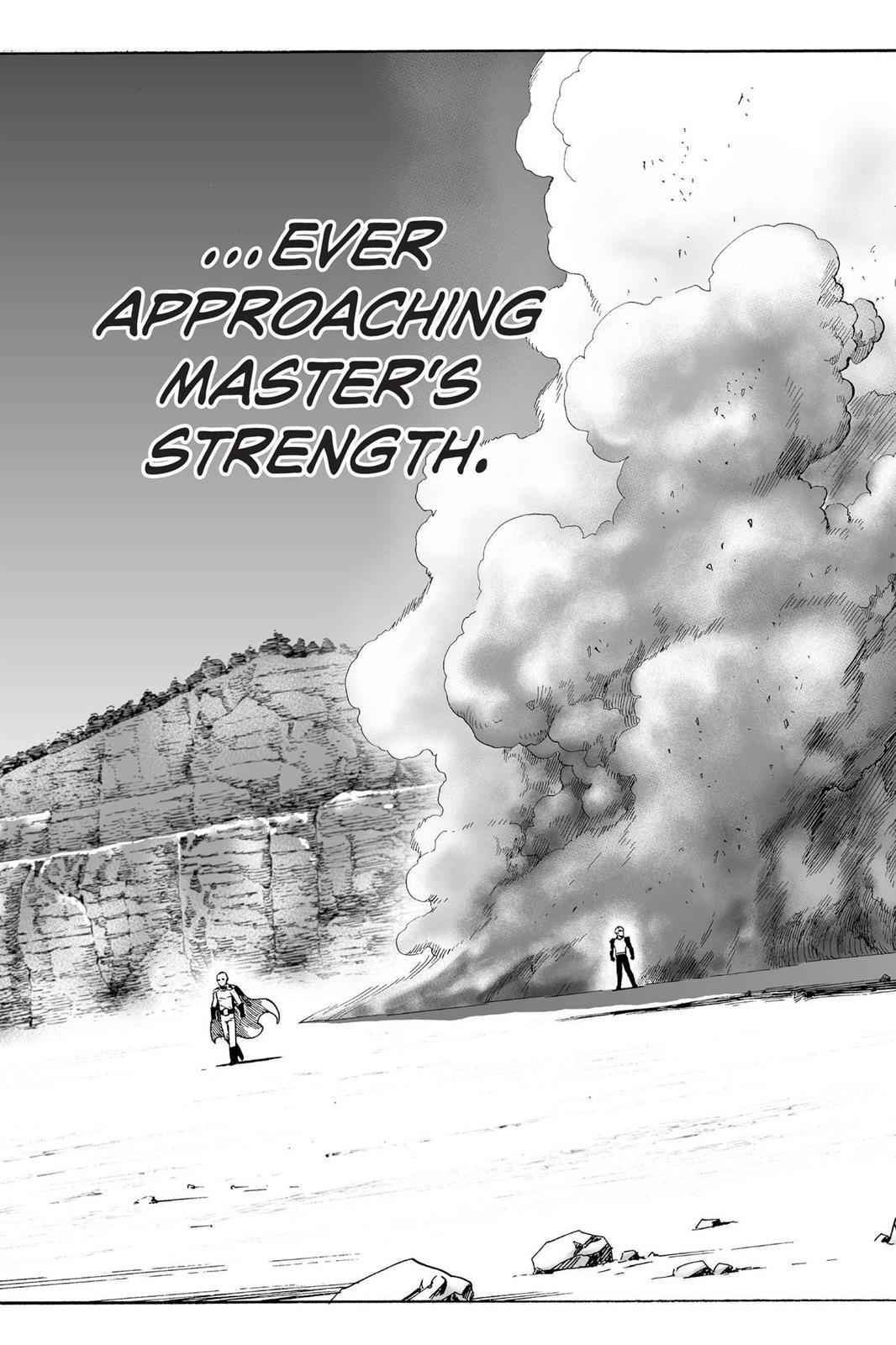 One-Punch Man Chapter 17 Page 31
