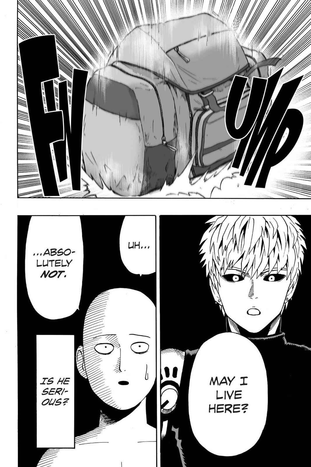 One-Punch Man Chapter 18 Page 4