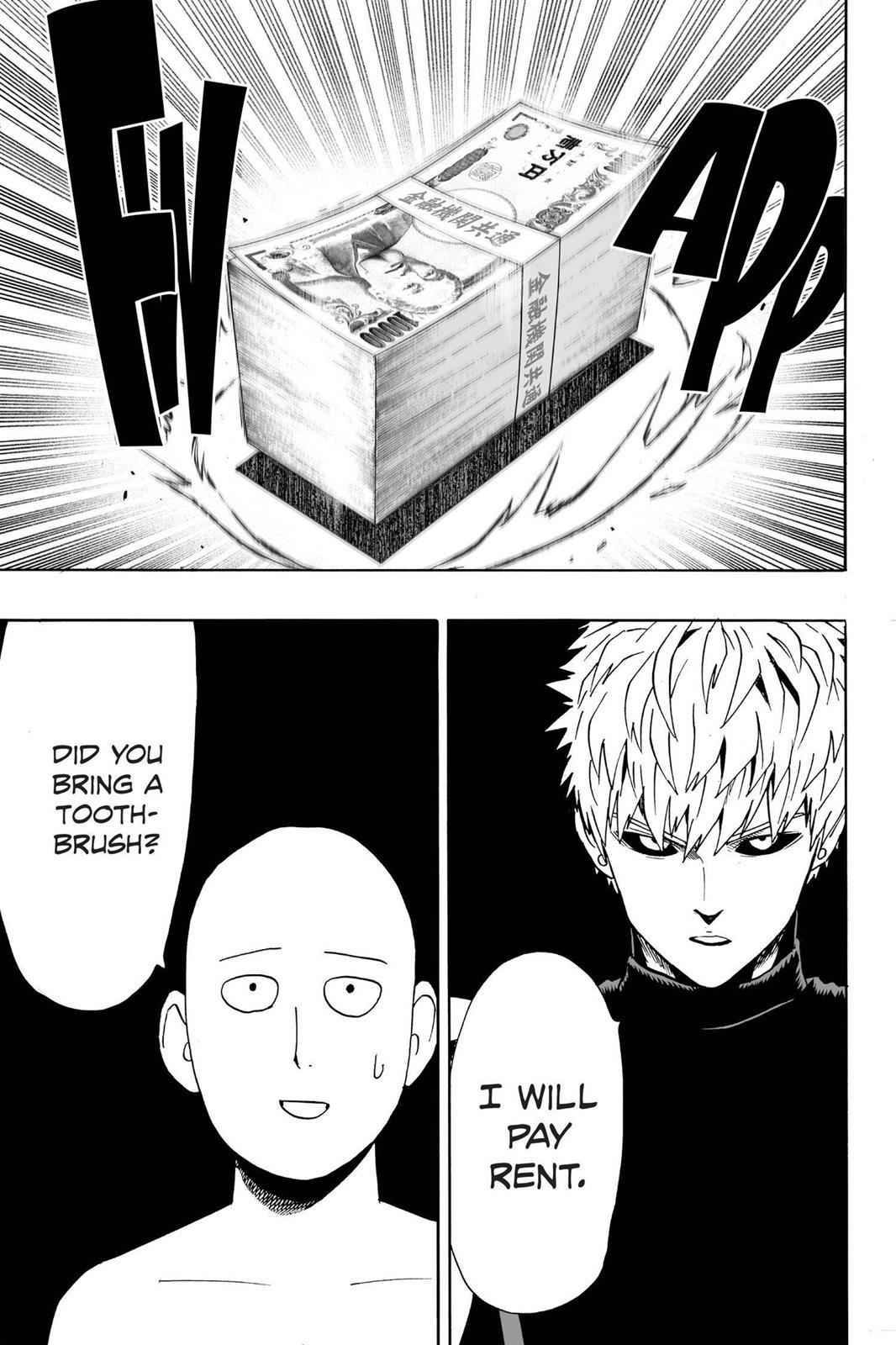 One-Punch Man Chapter 18 Page 5