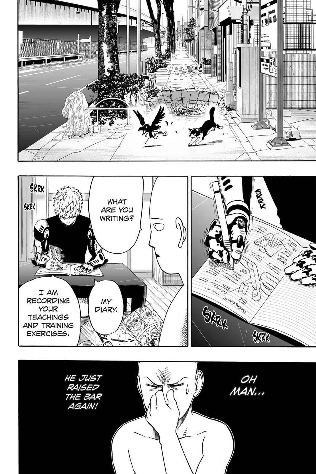 One-Punch Man Chapter 18 Page 6