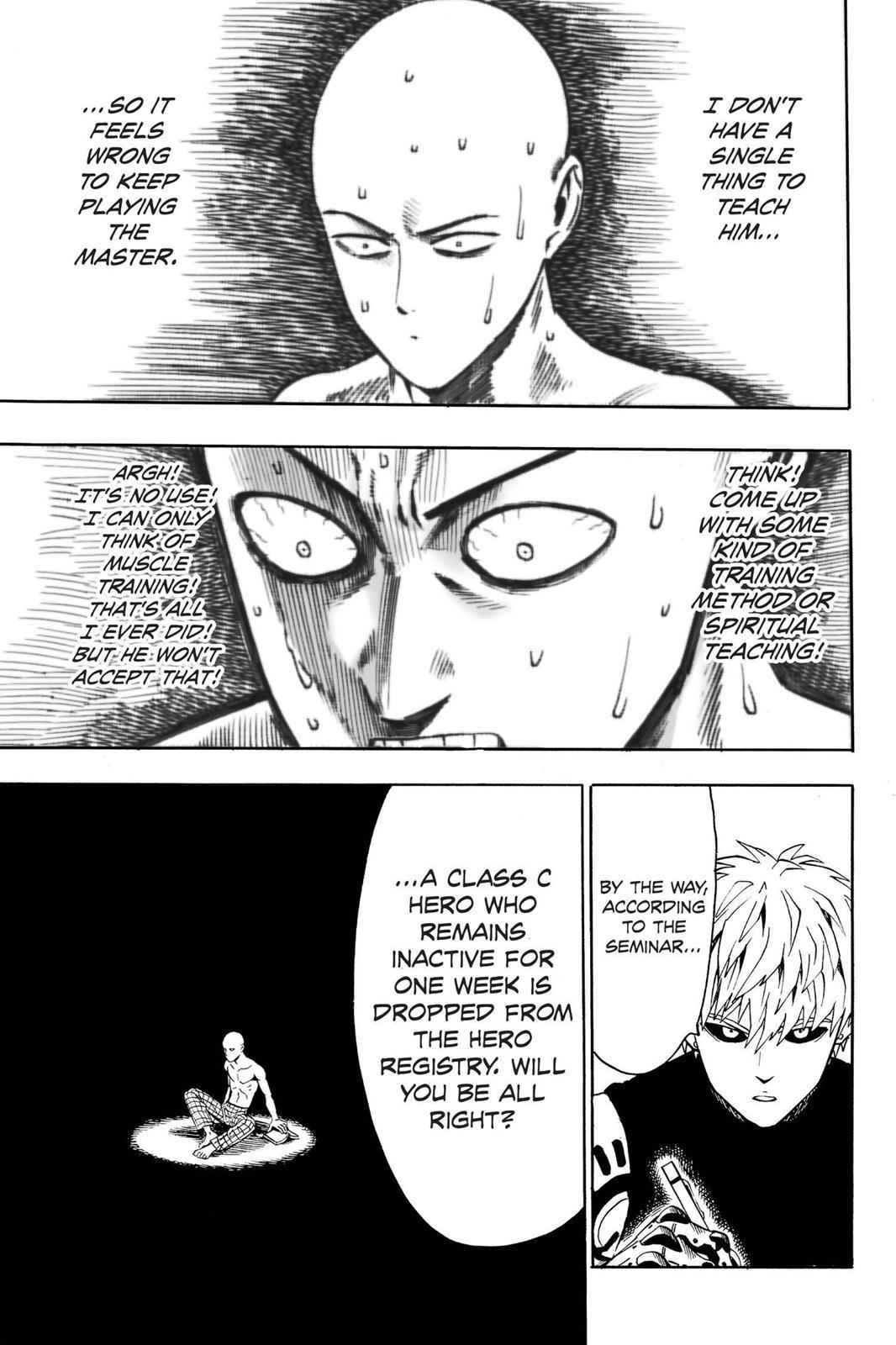 One-Punch Man Chapter 18 Page 7