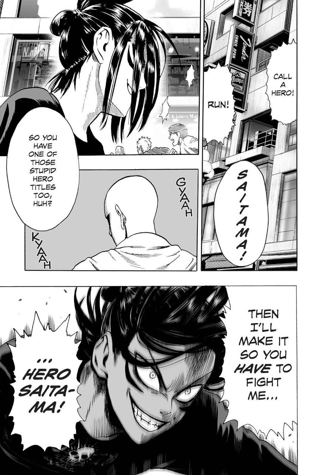 One-Punch Man Chapter 19 Page 15