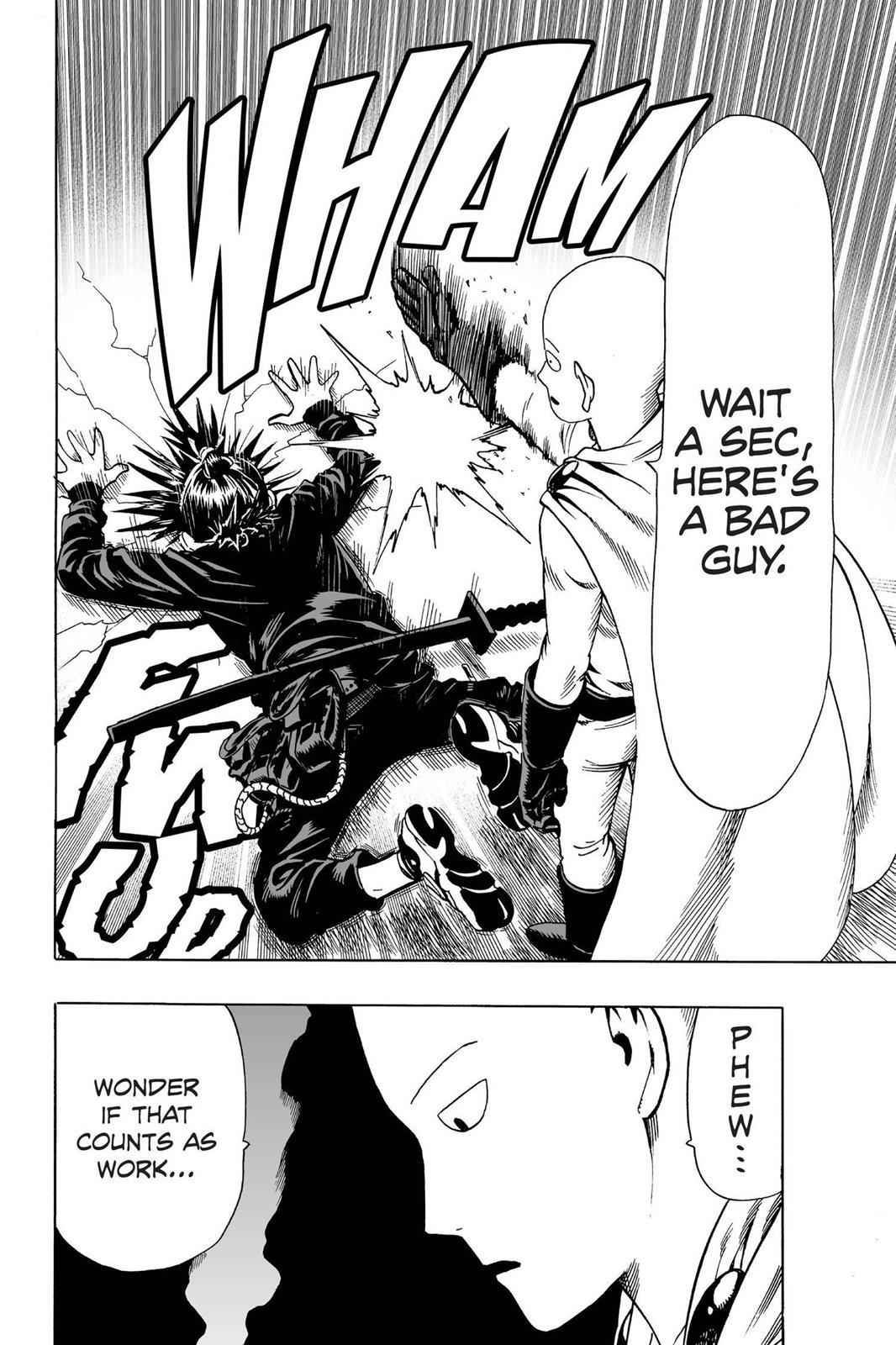One-Punch Man Chapter 19 Page 26