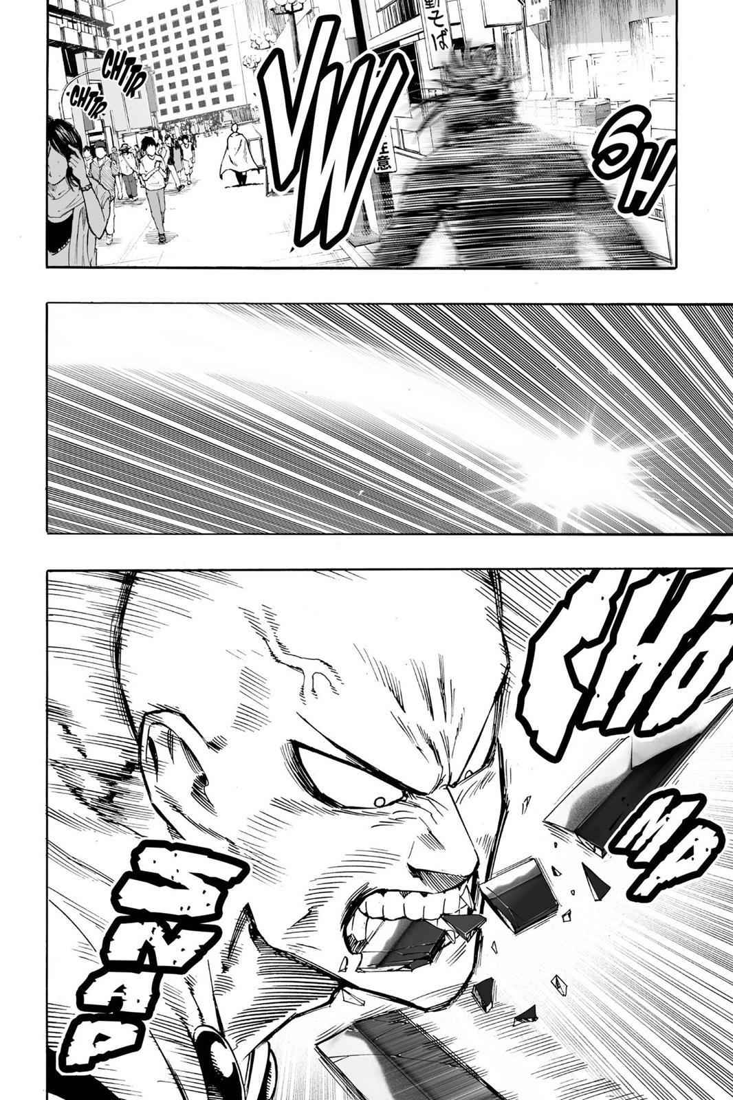 One-Punch Man Chapter 19 Page 4