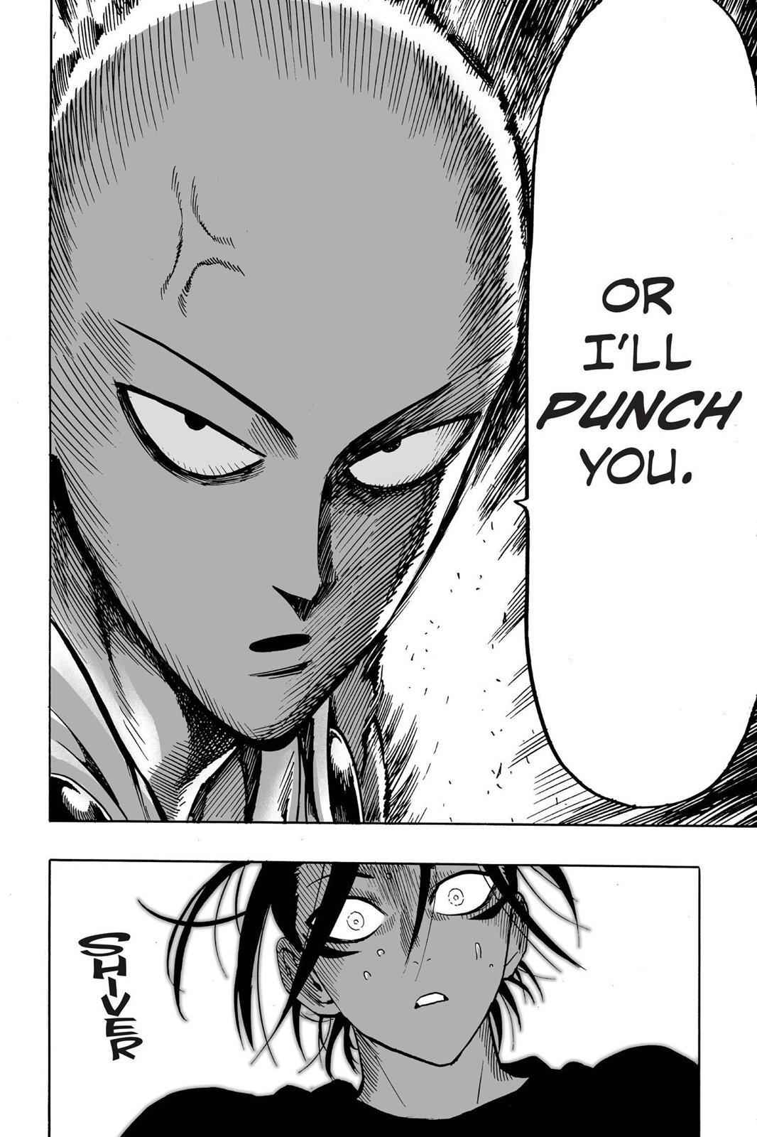 One-Punch Man Chapter 19 Page 6