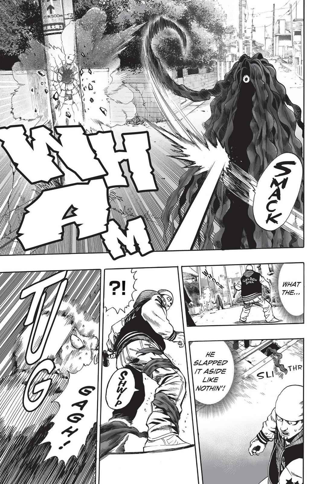 One-Punch Man Chapter 20 Page 19