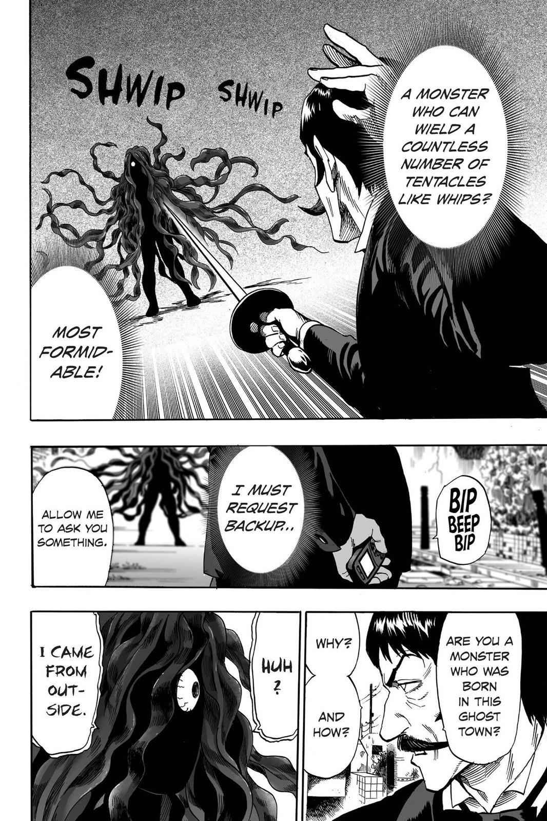 One-Punch Man Chapter 20 Page 26