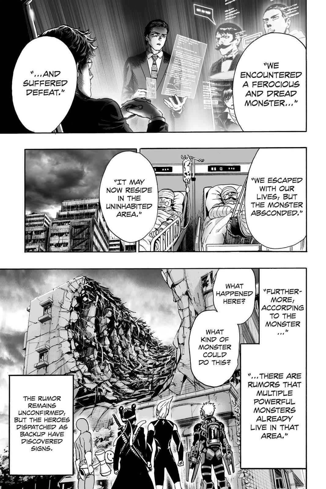 One-Punch Man Chapter 20 Page 35