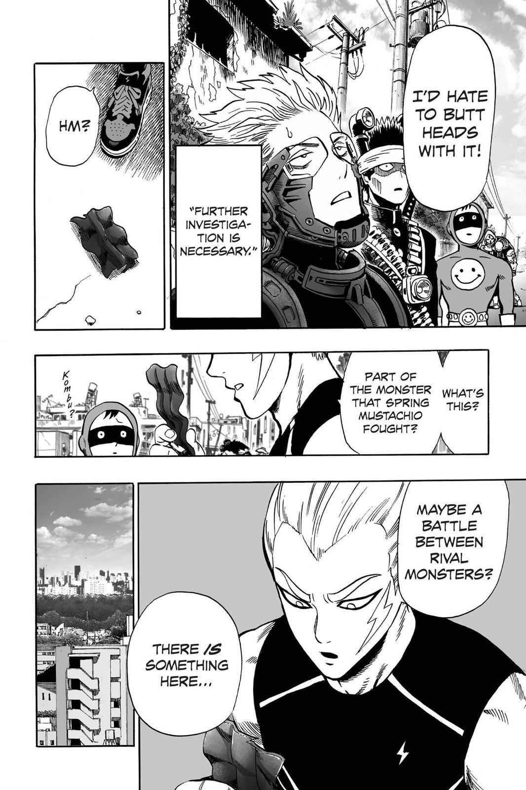 One-Punch Man Chapter 20 Page 36