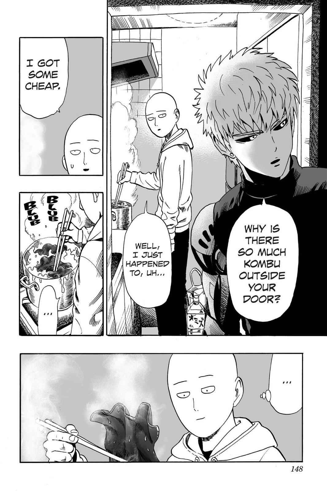 One-Punch Man Chapter 20 Page 38