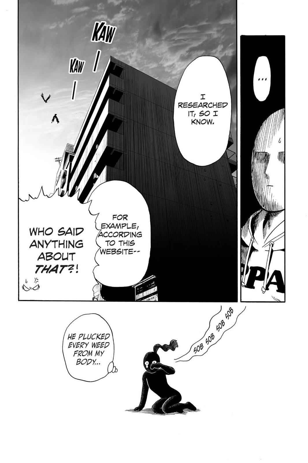 One-Punch Man Chapter 20 Page 40
