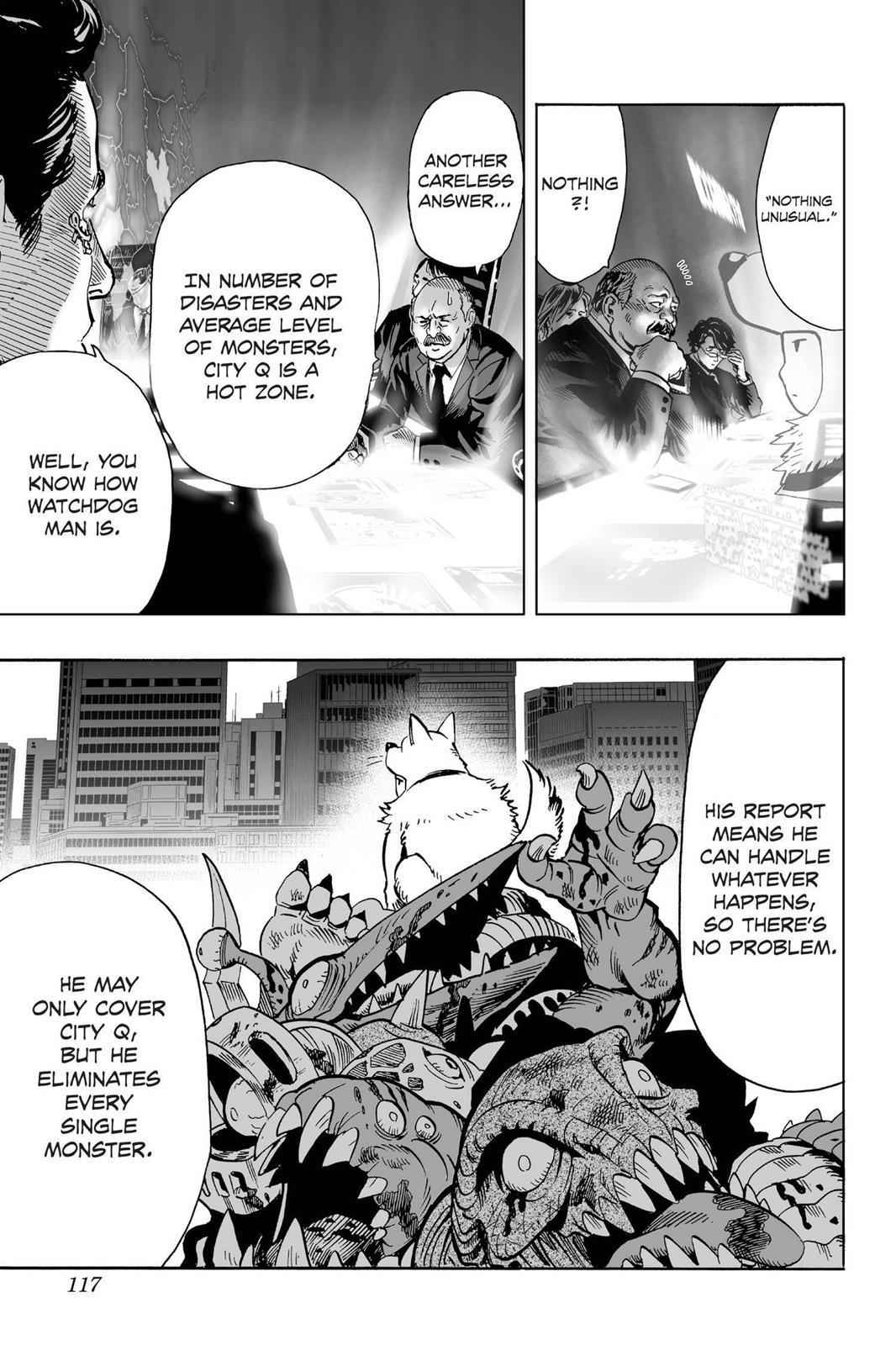 One-Punch Man Chapter 20 Page 7