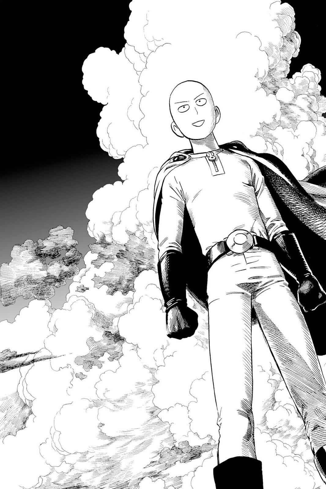 One-Punch Man Chapter 20.5 Page 27