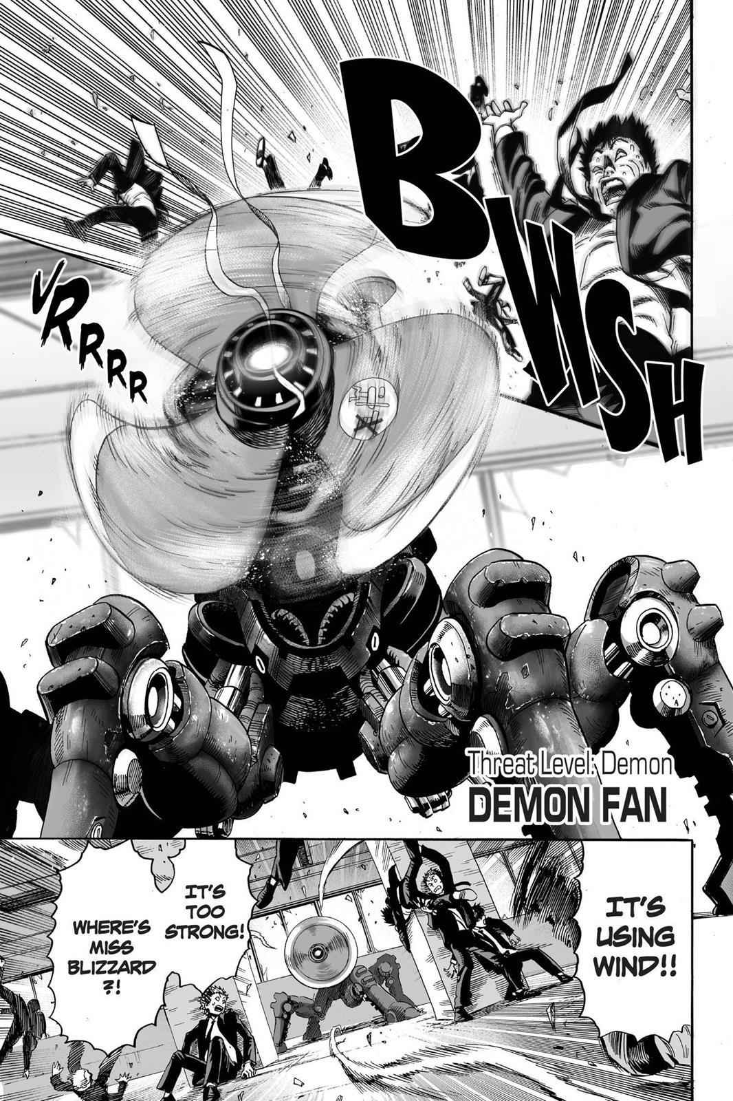 One-Punch Man Chapter 20.6 Page 11