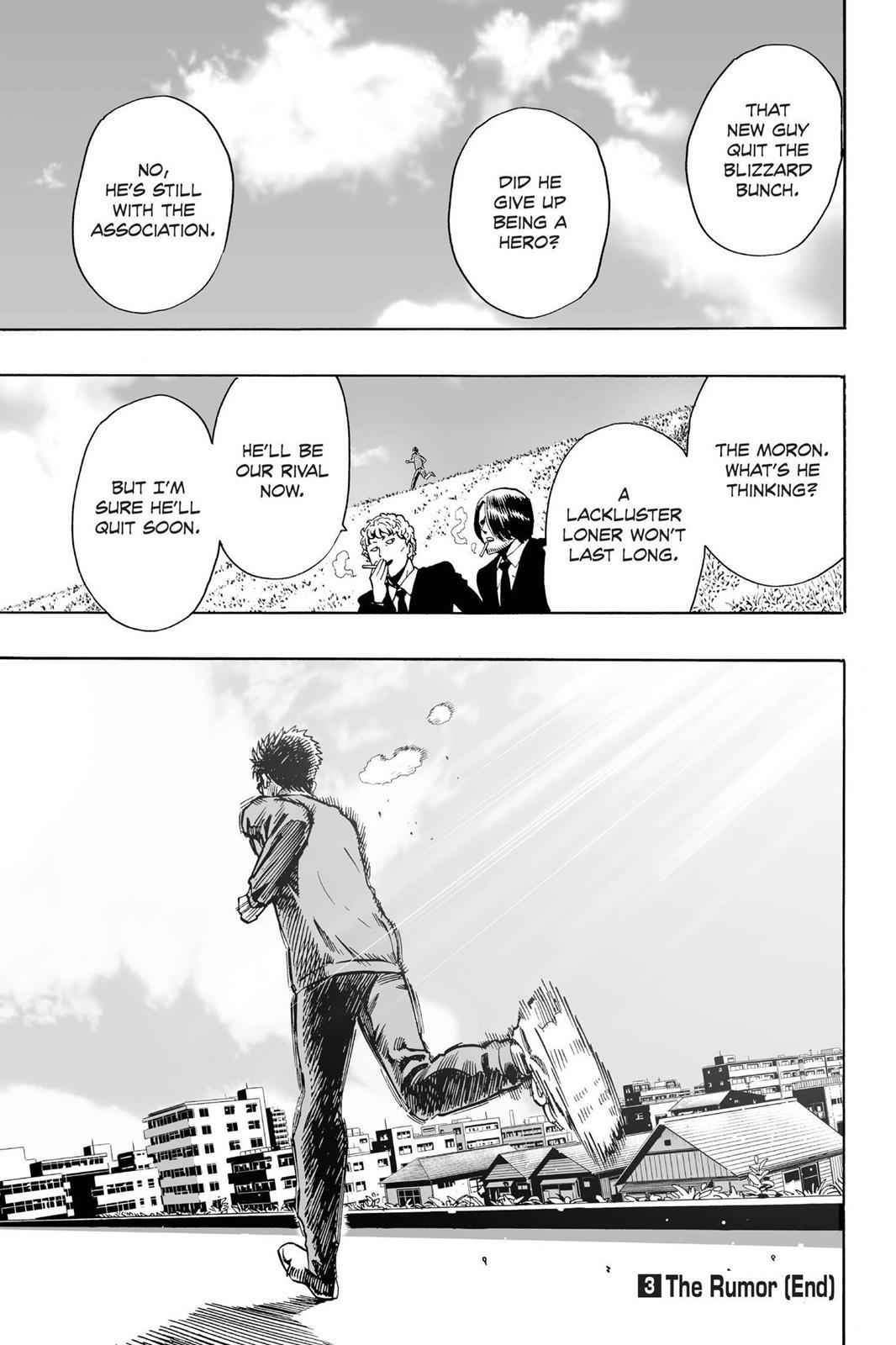 One-Punch Man Chapter 20.6 Page 29