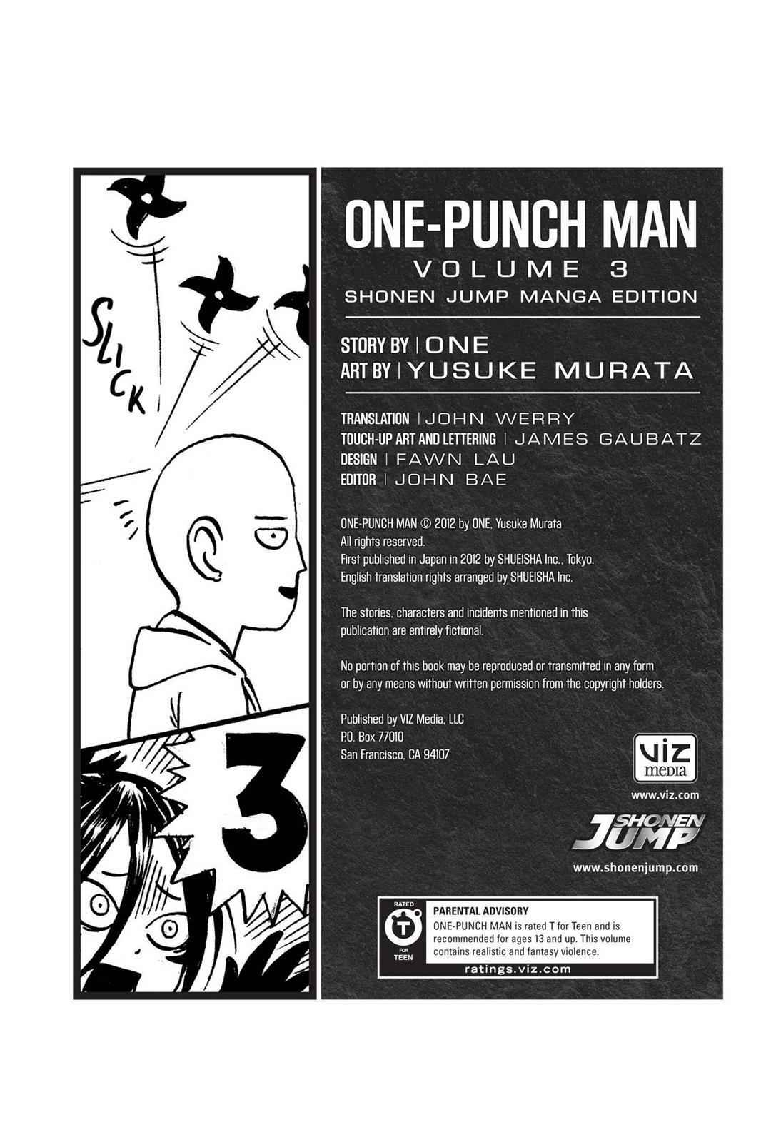 One-Punch Man Chapter 20.6 Page 32