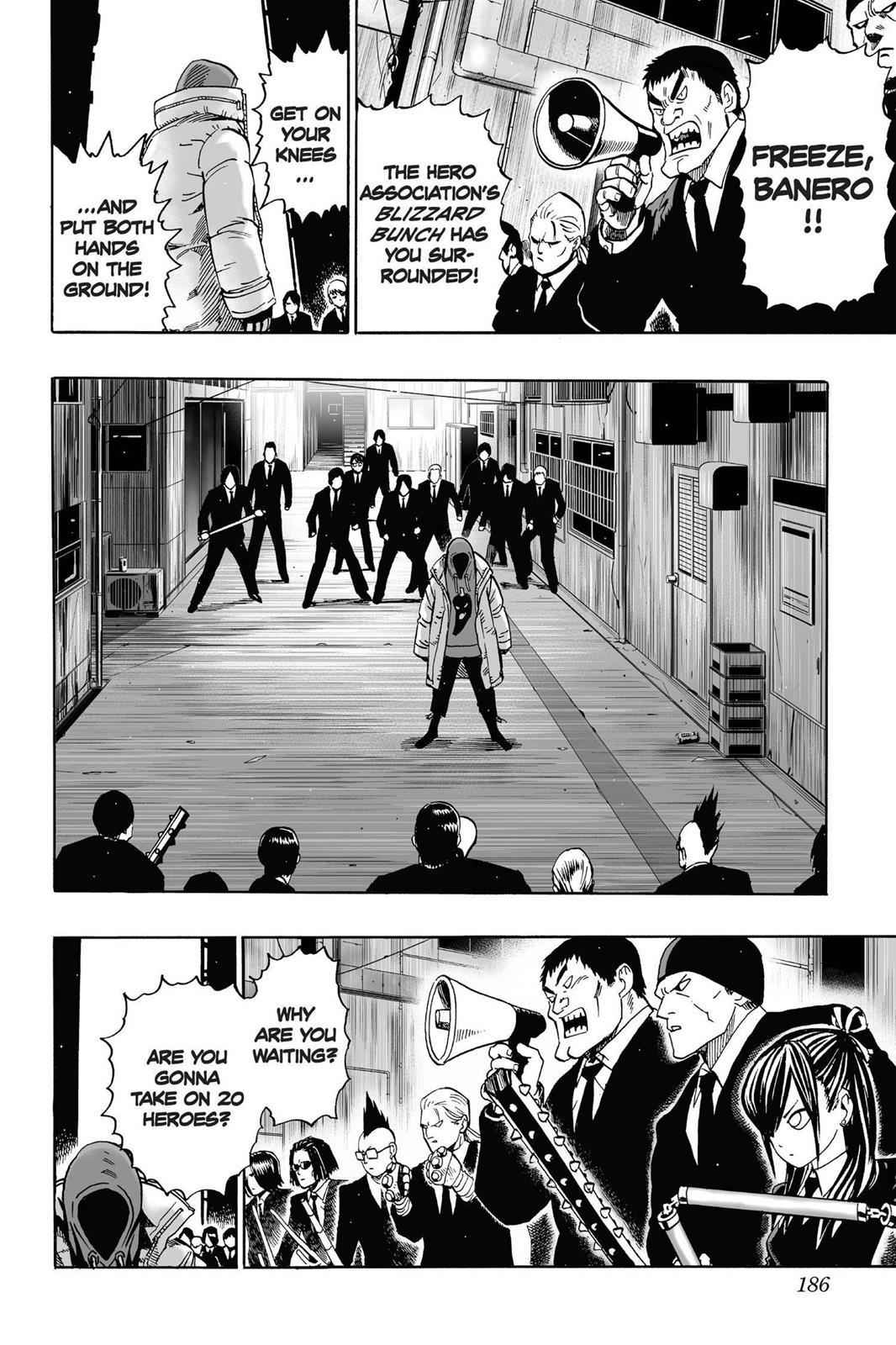 One-Punch Man Chapter 20.6 Page 8