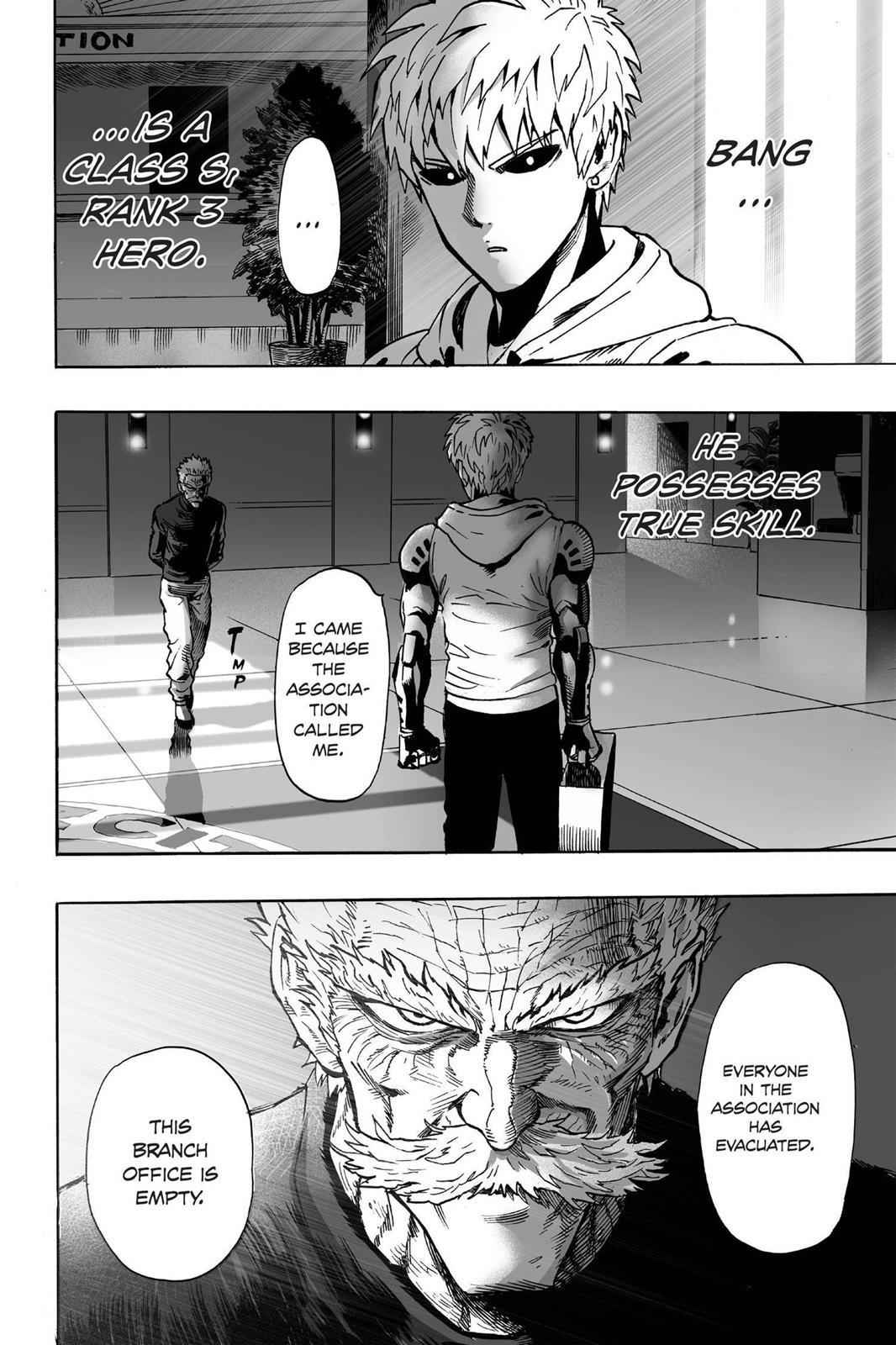 One-Punch Man Chapter 21 Page 15