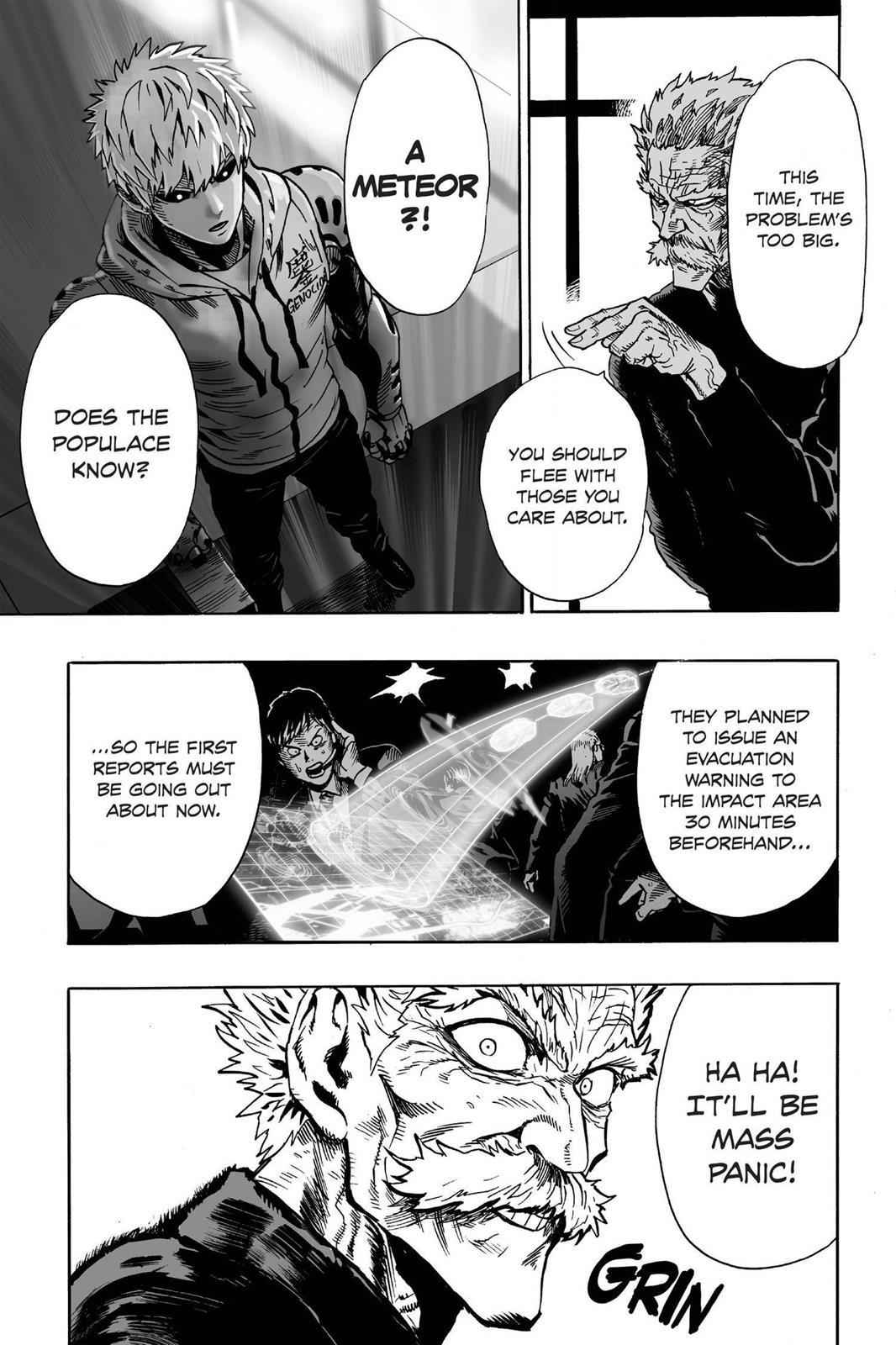 One-Punch Man Chapter 21 Page 20