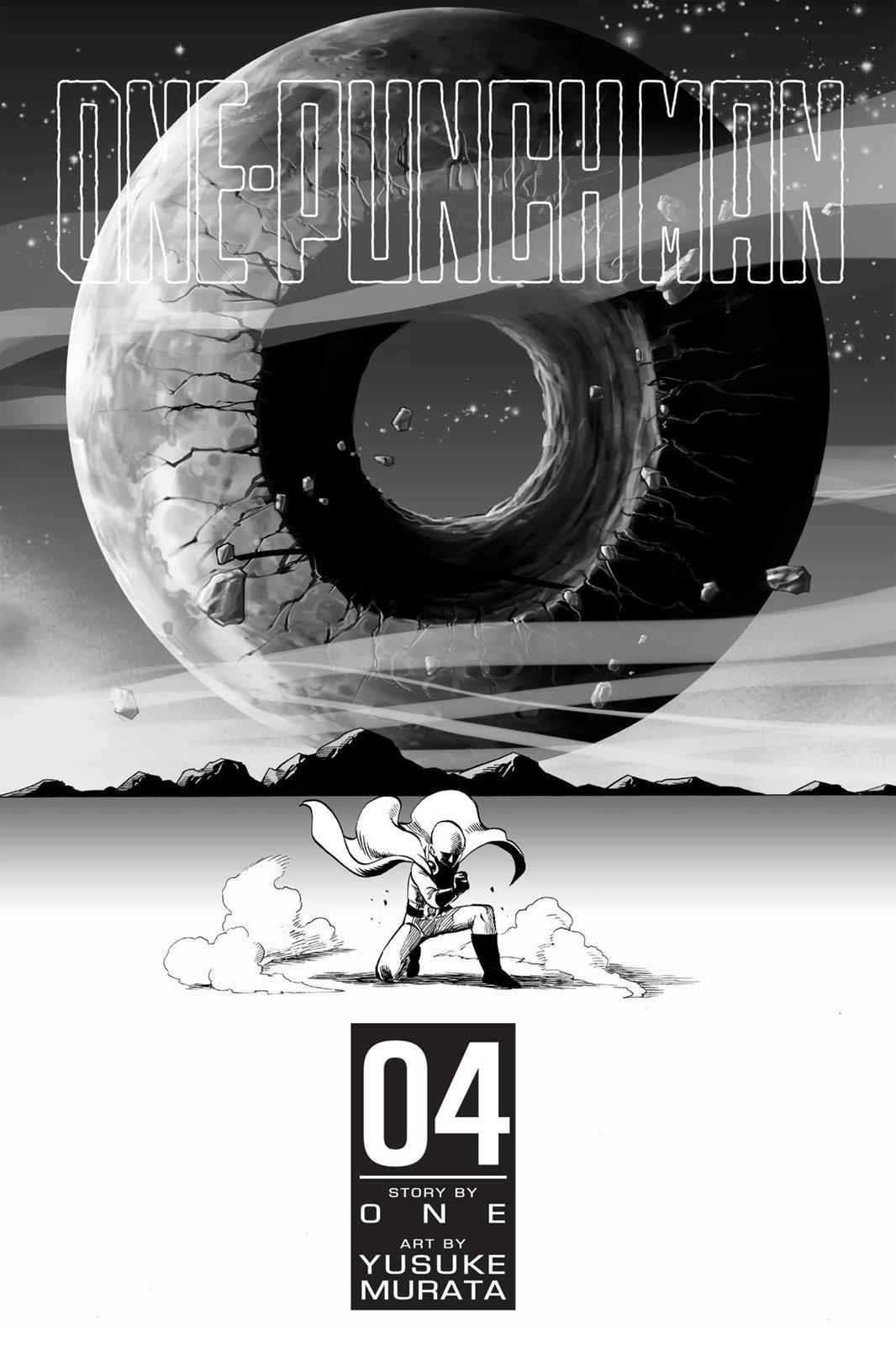 One-Punch Man Chapter 21 Page 4