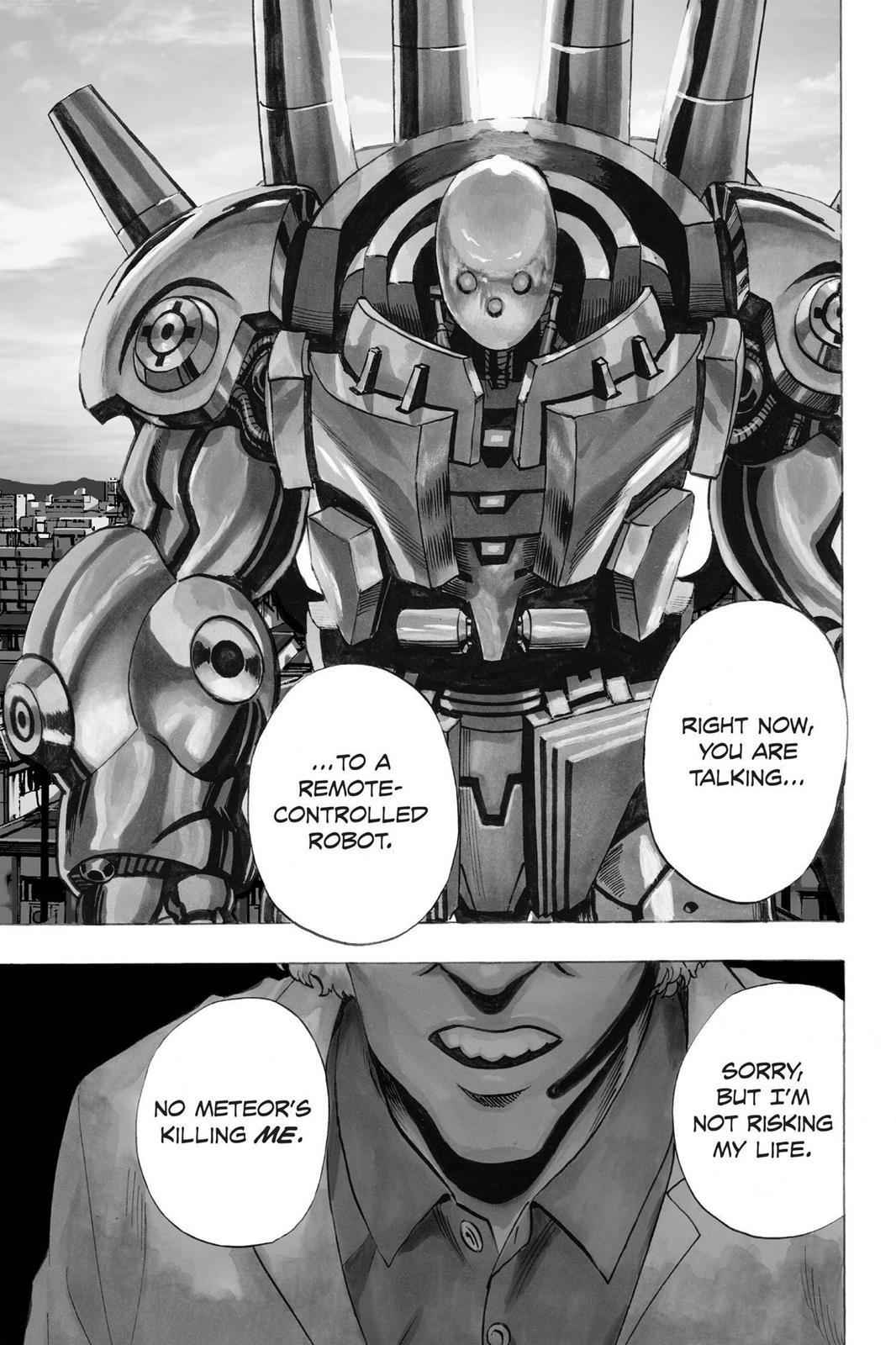 One-Punch Man Chapter 21 Page 40
