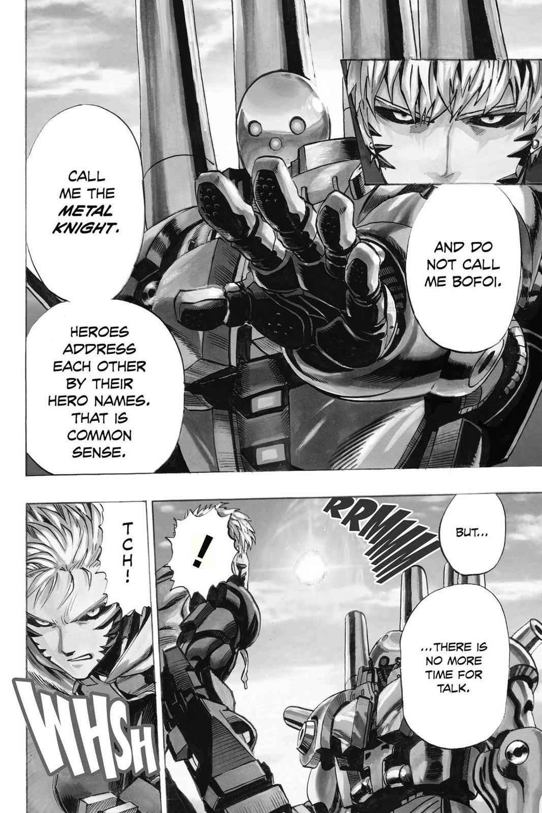 One-Punch Man Chapter 21 Page 41