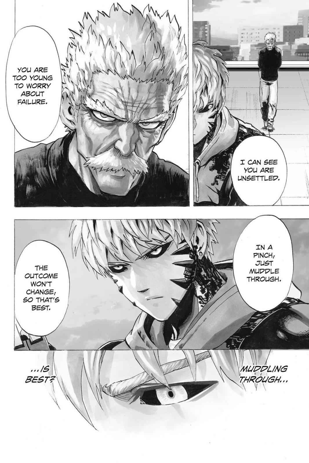 One-Punch Man Chapter 21 Page 53