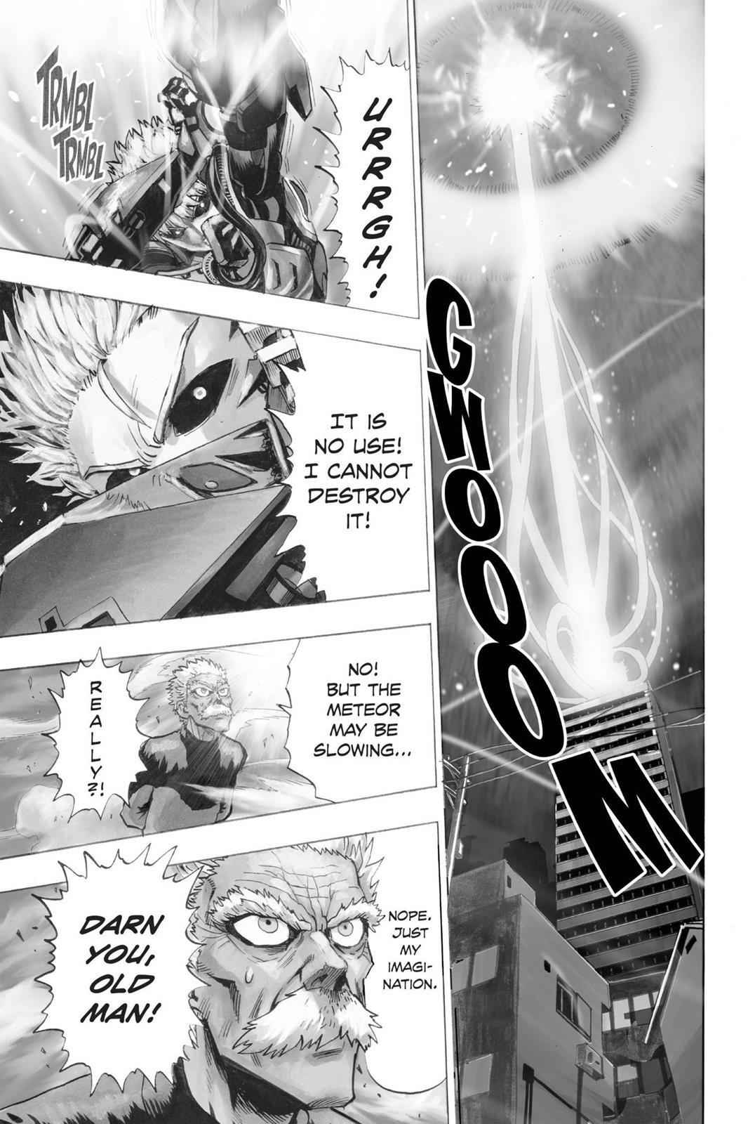 One-Punch Man Chapter 21 Page 60