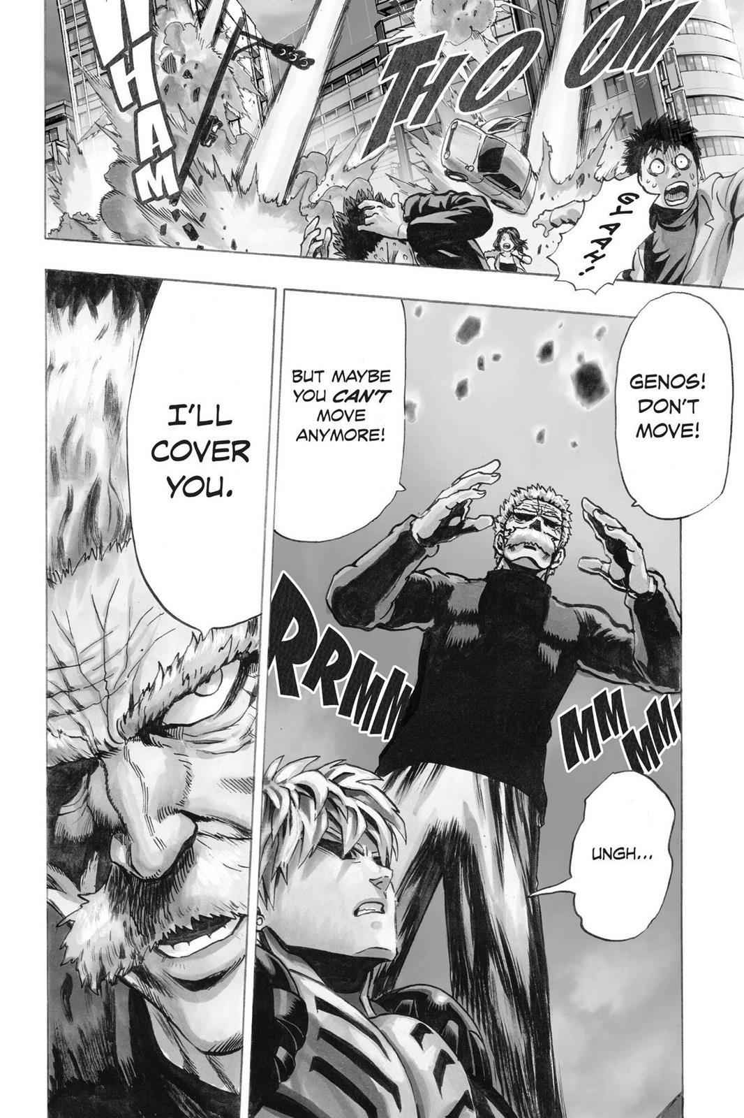 One-Punch Man Chapter 21 Page 81