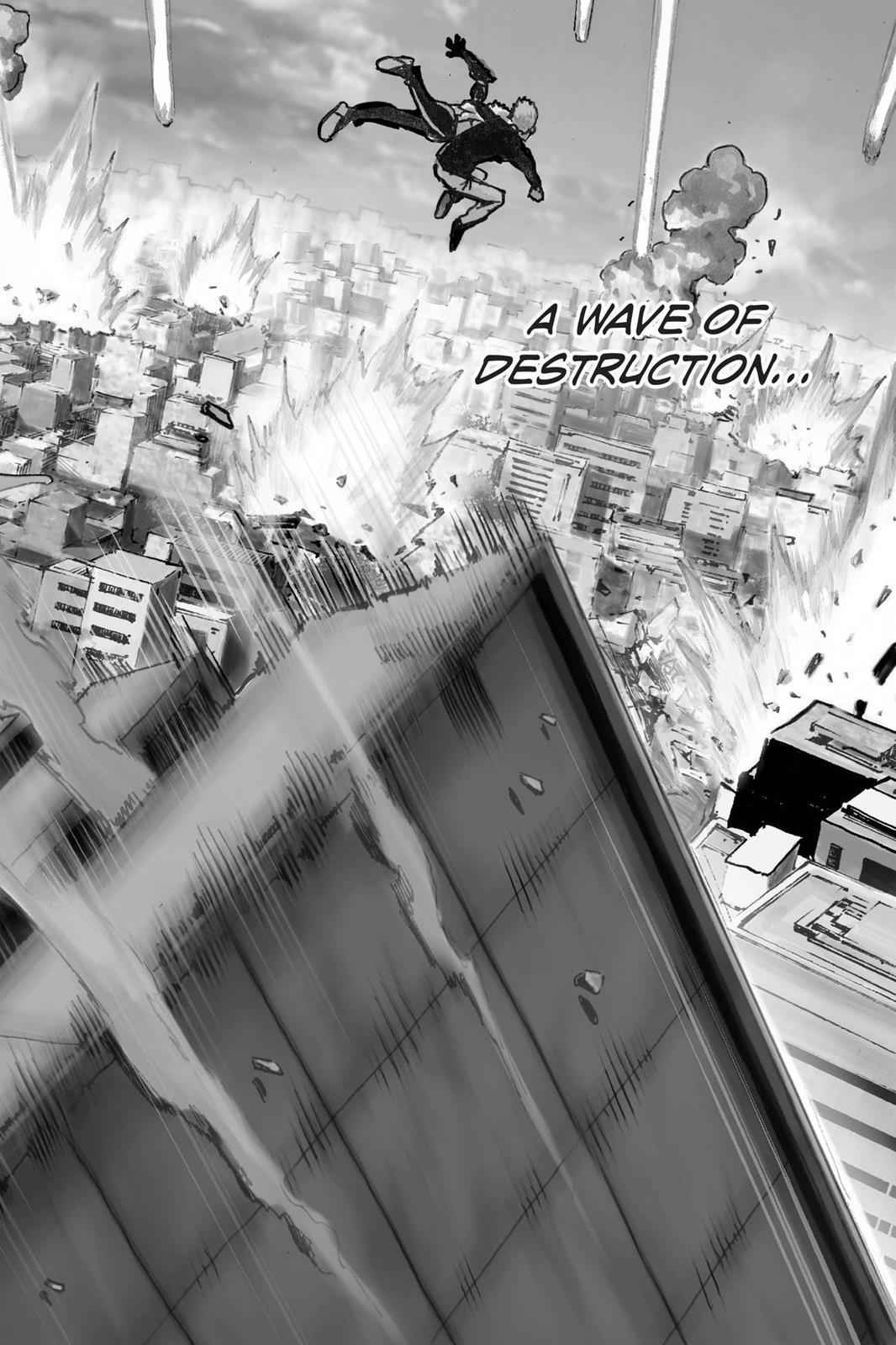 One-Punch Man Chapter 21 Page 83
